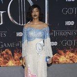 Jessica Williams en la premiere de la octava temporada de 'Juego de tronos'