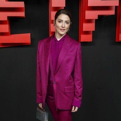 Bárbara Lennie en la presentación de la sede de Netflix en Europa