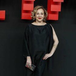 Carmen Machi en la presentación de la sede de Netflix en Europa