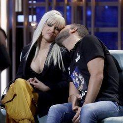 Ylenia y Antonio Tejado muy cariñosos durante la gala 14 de 'GH DÚO'