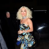 Rita Ora en la boda de Marc Jacobs