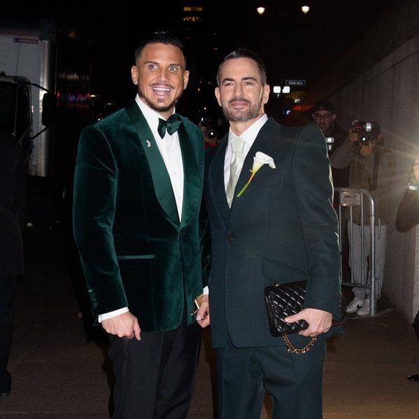 Famosos en la boda de Marc Jacobs y Charly DeFrancesco