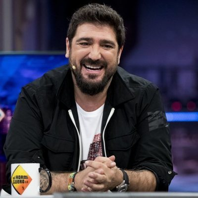 Antonio Orozco durante la entrevista de los coaches de 'La Voz' en 'El Hormiguero'