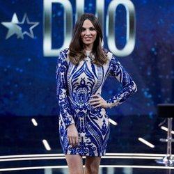 Irene Rosales en la primera parte de la final de 'GH DÚO'