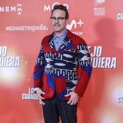 Joaquín Reyes en la premiere de 'Lo dejo cuando quiera'