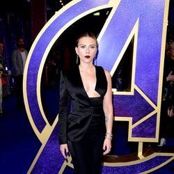 Scarlett Johansson en la premiere de 'Los Vengadores: Endgame'