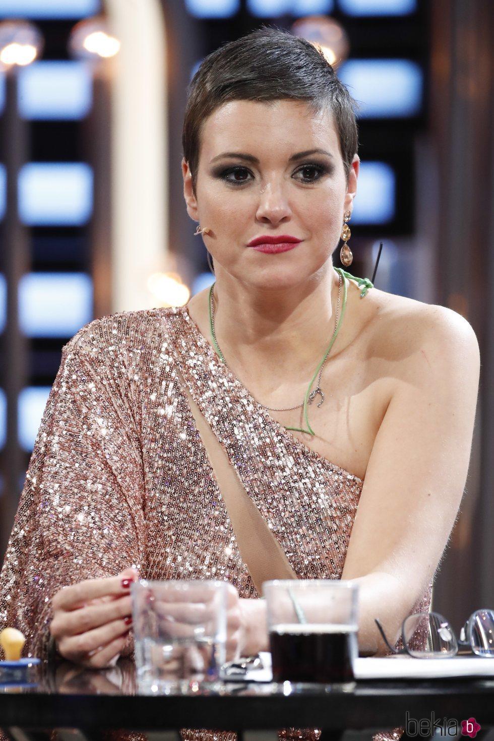 María Jesús Ruiz en la gala final de 'GH DÚO'