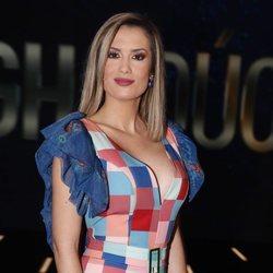 Candela Acevedo en la gala final de 'GH DÚO'