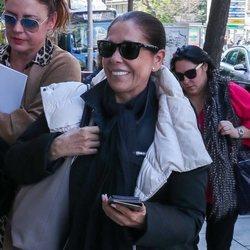 Isabel Pantoja se pone las vacunas para ir a 'Supervivientes 2019'