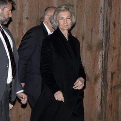 La Reina Sofía en el concierto a beneficio de Proyecto Hombre en Palma