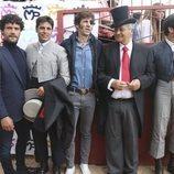 Miguel Abellán, Francisco Rivera, Juan José Padilla y Cayetano Rivera en Zahara de los Atunes