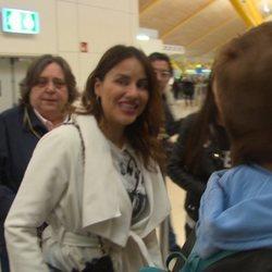 Mónica Hoyos antes de volar a Honduras para 'Supervivientes 2019'