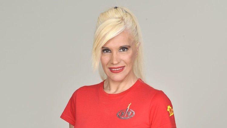 Loli Álvarez posa como concursante de 'Supervivientes 2019'
