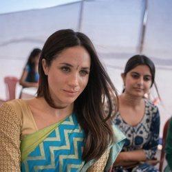 Meghan Markle visitó escuelas para niñas en La India en 2017