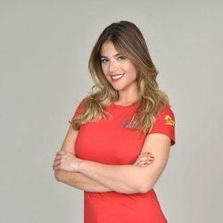Lidia Santos posa como concursante de 'Supervivientes 2019'