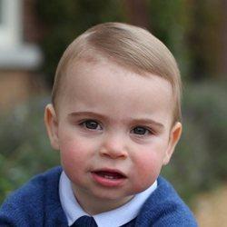 El Príncipe Luis en su primer año de vida