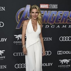 Elsa Pataky en la premiere de 'Vengadores: Endgame'
