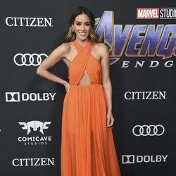 Chloe Bennet en la premiere de 'Vengadores: Endgame'