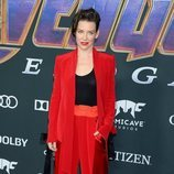 Evangeline Lilly  en la premiere de 'Vengadores: Endgame'