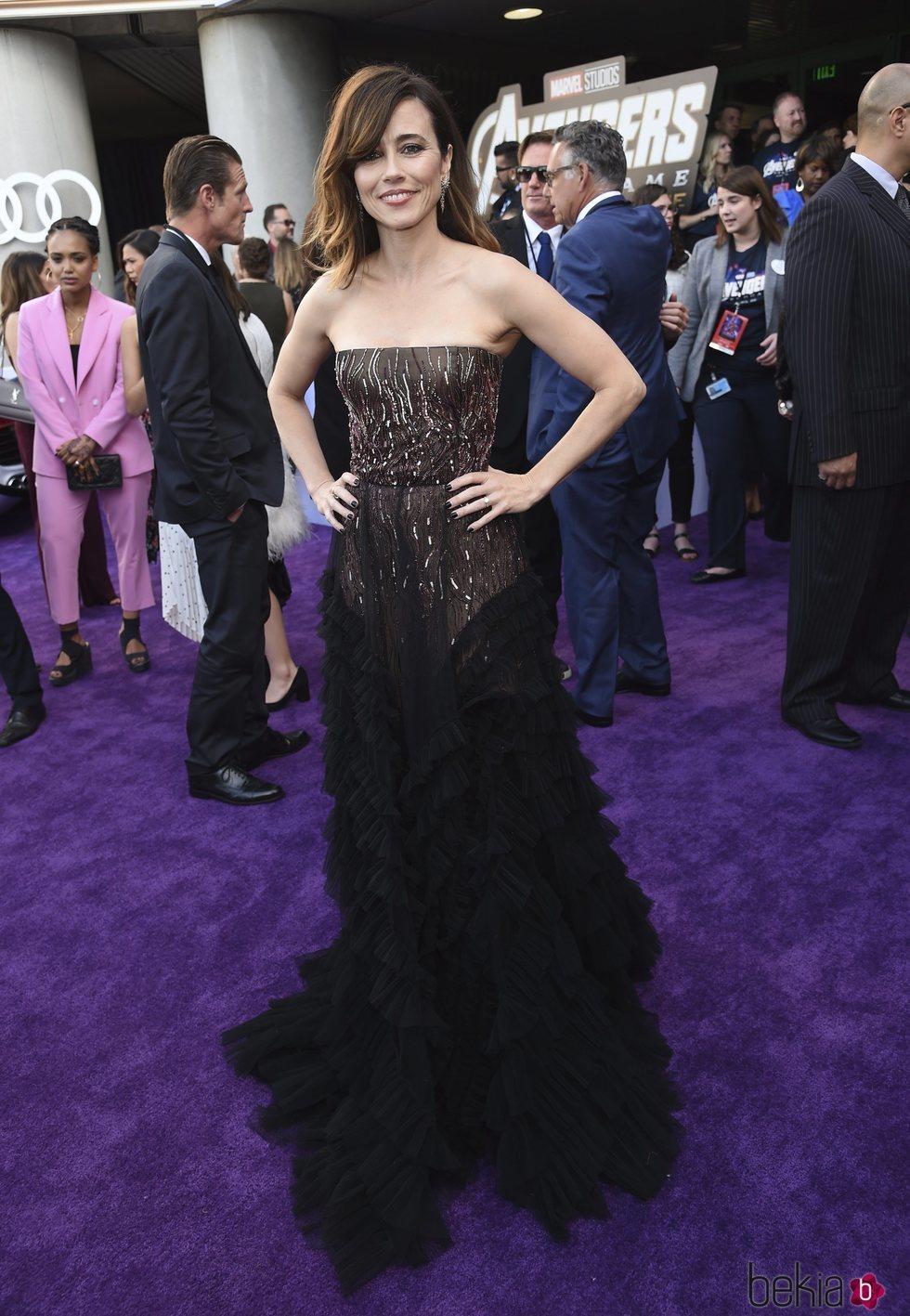 Linda Cardellini en la premiere de 'Vengadores: Endgame'