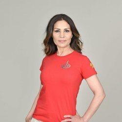 Encarna Salazar posa como concursante de 'Supervivientes 2019'