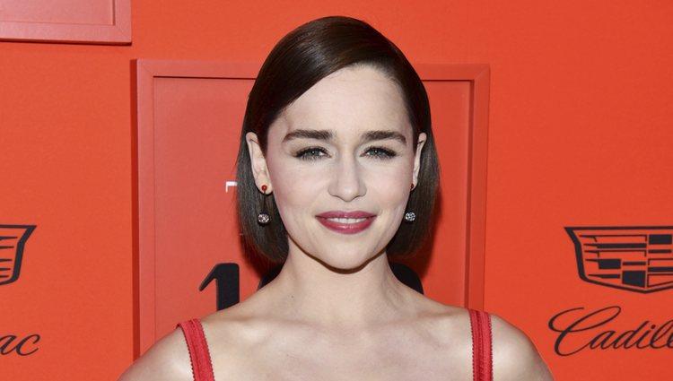 Emilia Clarke confiesa por qué rechazó protagonizar \'50 Sombras de ...