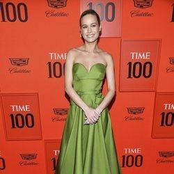 Brie Larson en la Gala Time 100