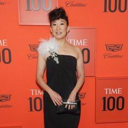 Sandra Oh en la Gala Time 100