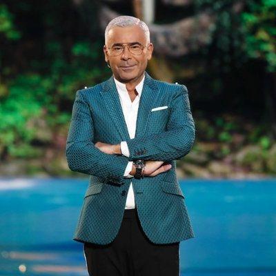 Jorge Javier Vázquez en su vuelta a la televisión tras sufrir un ictus