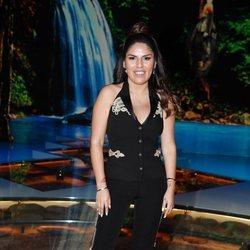 Chabelita Pantoja en la gala de estreno de 'Supervivientes 2019'