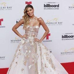Ariadna Gutierrez en los premios Billboard Latin Music