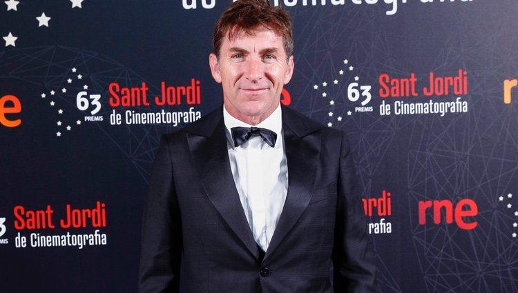 Antonio de la Torre en los Premios Sant Jordi 2019