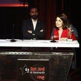 Celia Rico en los Premios Sant Jordi 2019