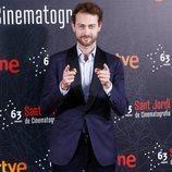 Peter Vives en los Premios Sant Jordi 2019