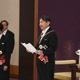 Ceremonia de proclamación del Emperador Naruhito de Japón tras la abdicación del Emperador Akihito