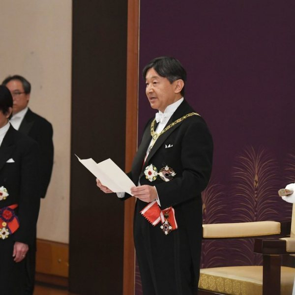 La abdicación del Emperador Akihito en el Príncipe Heredero Naruhito