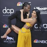 Cardi B y Offset en los Billboard Music Awards 2019