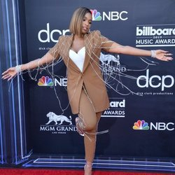 Jennifer Hudson en los Billboard Music Awards 2019