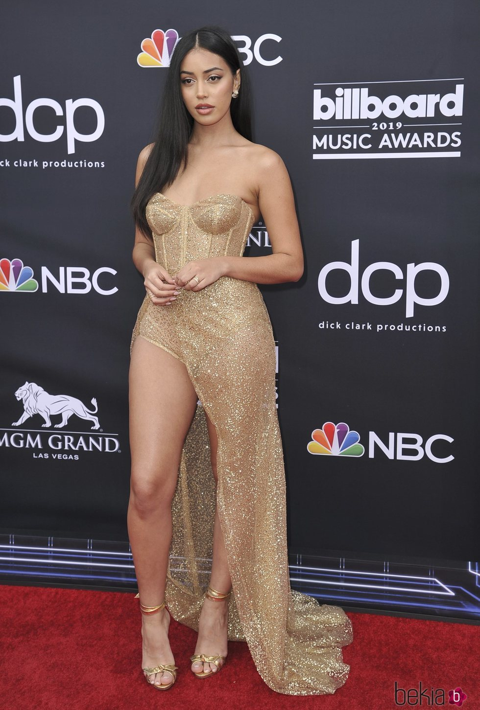 Cindy Kimberly en los Billboard Music Awards 2019