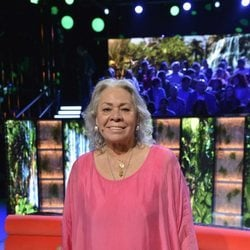 Carmen Gahona en la gala 1 de 'Supervivientes: Tierra de nadie'