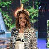 Toñi Moreno en la gala 1 de 'Supervivientes: Tierra de nadie'