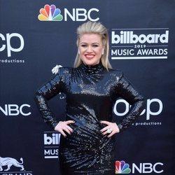 Kelly Clarkson en los Billboard Music Awards 2019