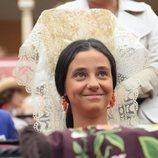 Victoria Federica de Marichalar, madrina de la 34 Exhibición de Enganches el 5 de mayo de 2019