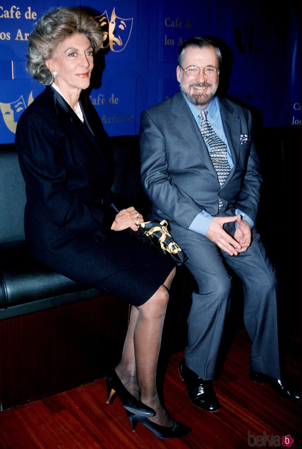 Pitita Ridruejo y Chicho Ibáñez Serrador