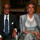 Pitita Ridruejo y Mike Stilianopoulos
