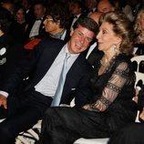 Cayetano Martínez de Irujo y Pitita Ridruejo