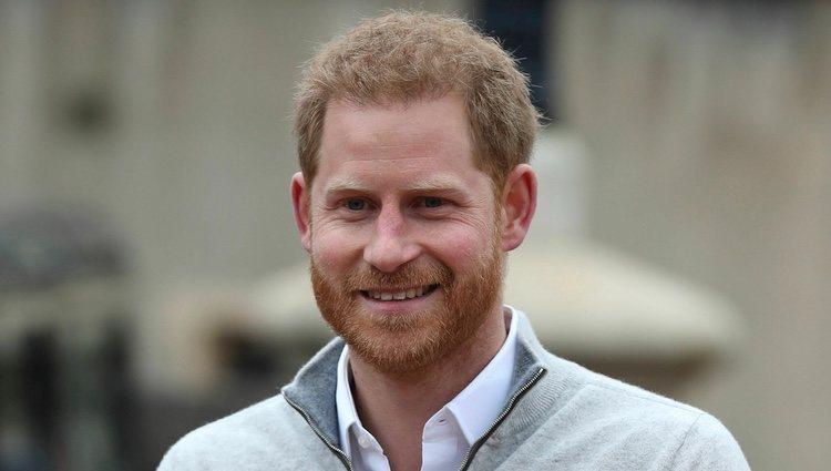 El Príncipe Harry anuncia que ha sido padre