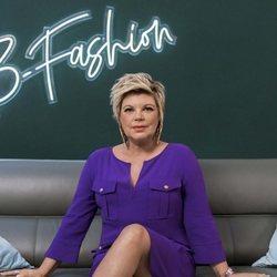 Terelu Campos en la foto promocional de la tercera temporada de 'Paquita Salas'