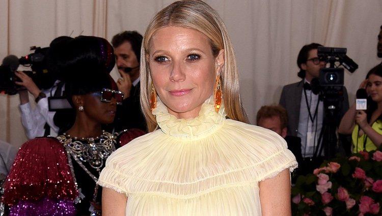 Gwyneth Paltrow en la alfombra roja de la Gala MET 2019