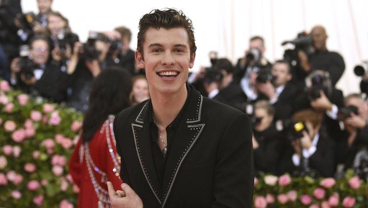 Shawn Mendes en la Gala Met 2019